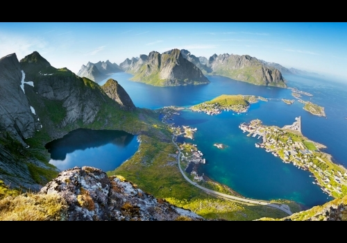 North Cape tour Oslo-Oslo  For groups only - 8 days/7 nights