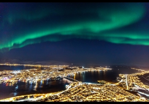 Northern Lights in Norway -  Tromso 3 days/2 nights
