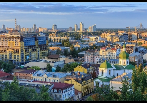 Classical Ukraine 7 days/6 nights