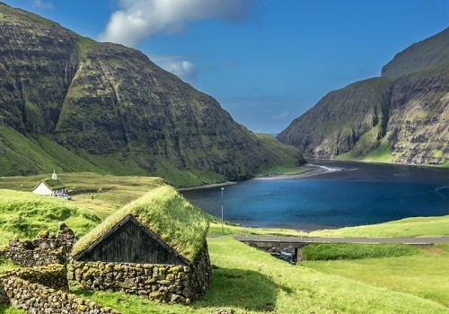 Adventure in the Feroe Islands - 6 days/5 nights    Fly and Drive