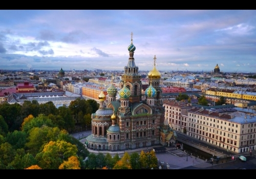 Fascinating Russia 7 days/6 nights