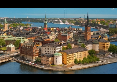 Scandinavian Capitals 9 days/8 nights