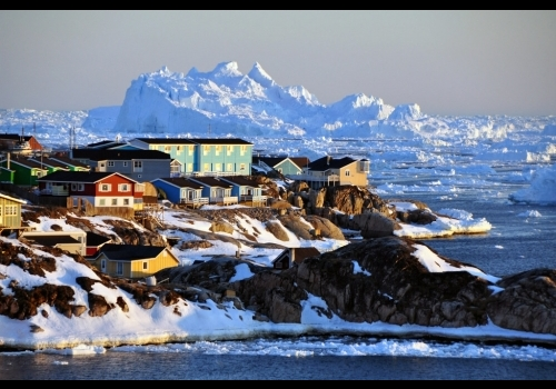 Greenland Winter Adventure in Ilulissat 4 days/3 nights