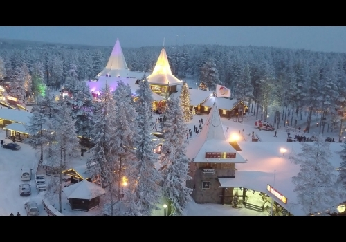 The Northern Lights in Finland - Rovaniemi 7 days/6 nights