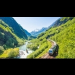 Prominent fjords of Norway 6 days/5 nights 14
